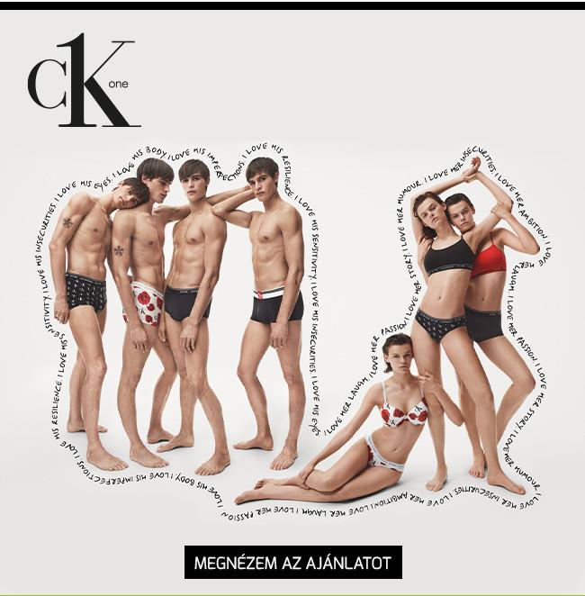 Calvin Klein újdonságok