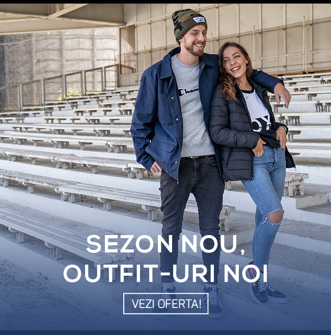 New seazon, new outfits