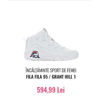 Women high sneakers Fila