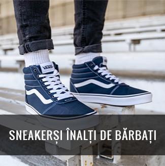 High sneakers men