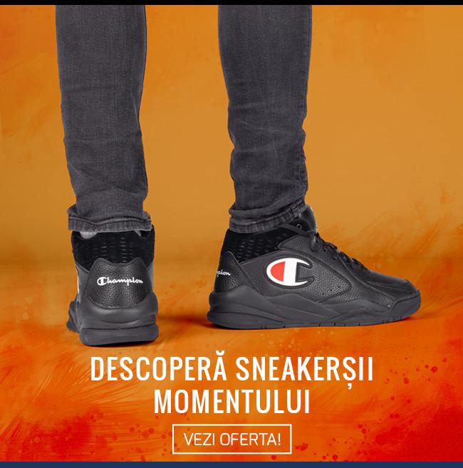 Sneakersii momentului