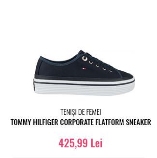 Women sneakers Tommy Hilfiger Corporate Flatform