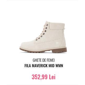 Women winter shoes Fila Maverick Mid