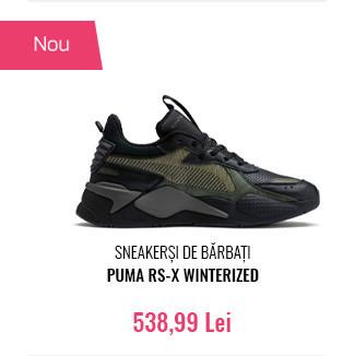 Men sneakers Puma RS-X Winterized
