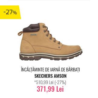 Men winter shoes Skechers Amson