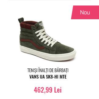 Men high sneakers Vans UA SK8-HI MTE
