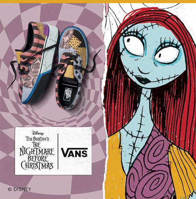 Vans x The Nightmare Before Christmas