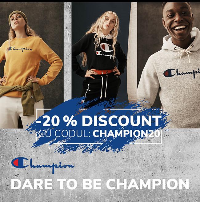 Champion 20%
