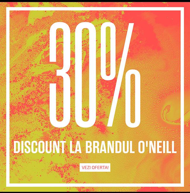 O'Neill 30%