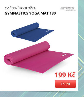 GYMNASTICS YOGA MAT 180