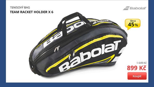 TEAM RACKET HOLDER X 6
