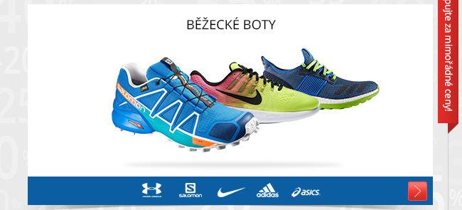 Běžecká boty