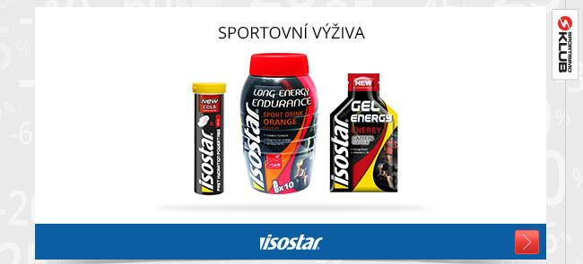 Sportovní výživa Isostar