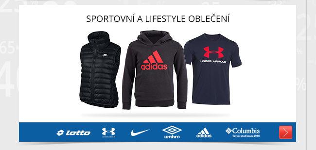 Sportovní a lifestyle oblečení