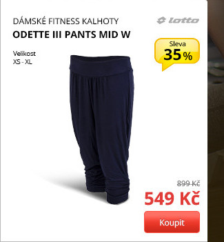 ODETTE III PANTS MID W