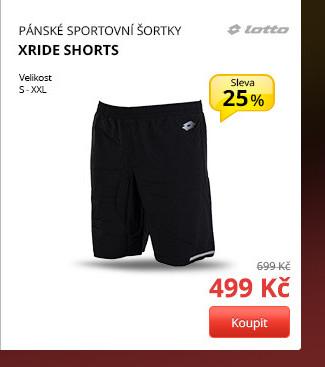 XRIDE SHORTS