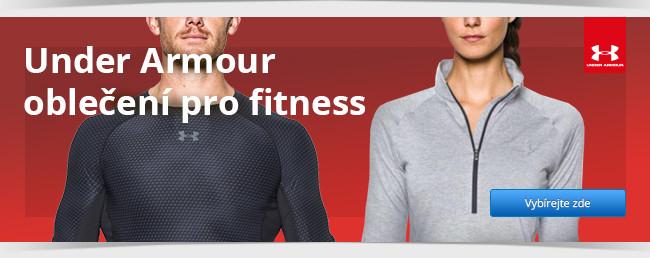 Under Armour - oblečení pro fitness