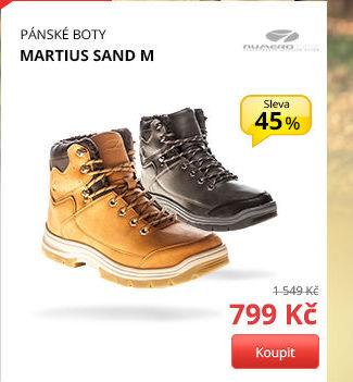 MARTIUS SAND M