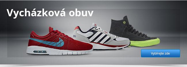 Vycházkové boty