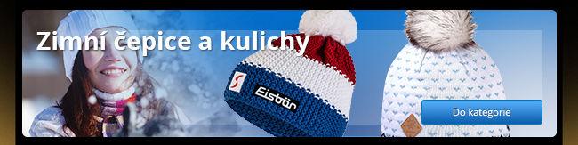 Zimní čepice a kulichy