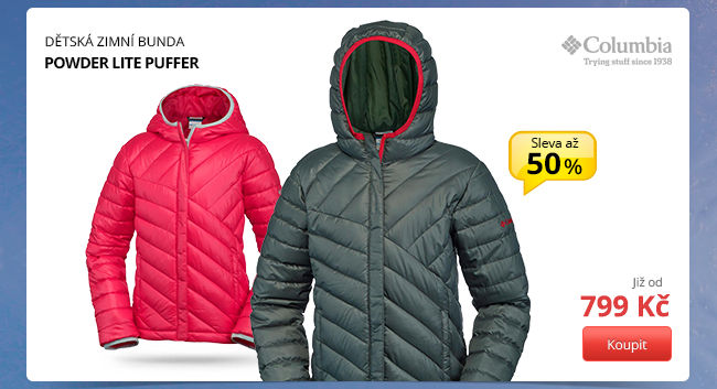 POWDER LITE PUFFER