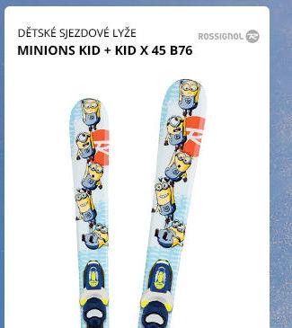 MINIONS KID + KID X 45 B76
