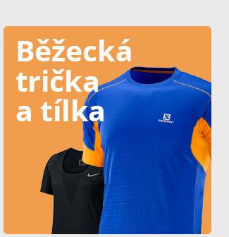 Běžecká trička a tílka