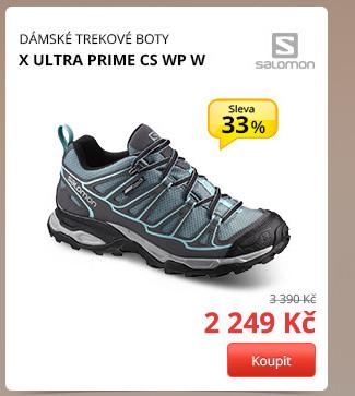X ULTRA PRIME CS WP W