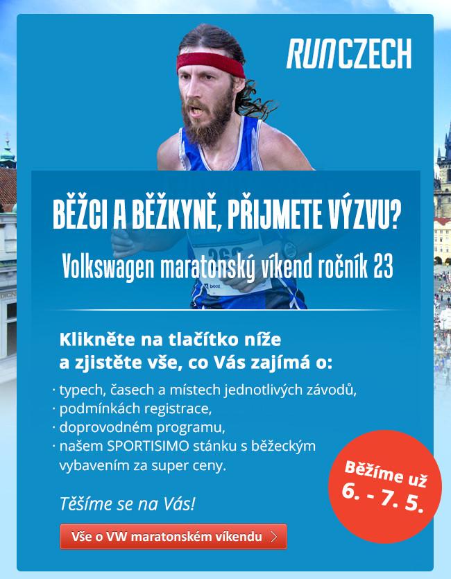 Maratonský víkend