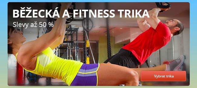 Běžecká a fitness trika