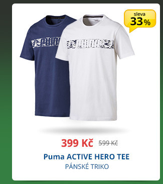 Puma ACTIVE HERO TEE