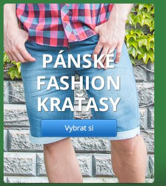 Pánské fashion kraťasy