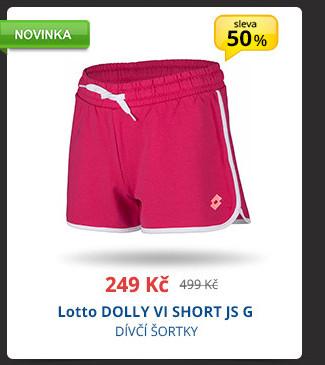 Lotto DOLLY VI SHORT JS G