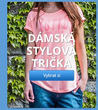 Dámská stylová trička