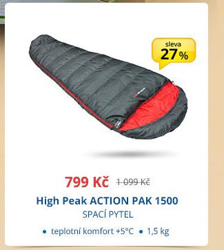 High Peak ACTION PAK 1500