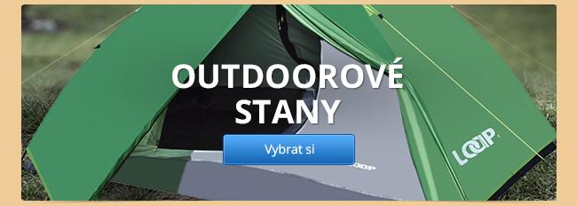 Outdoorové stany