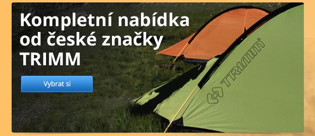 Kompletní nabídka od české značky TRIMM
