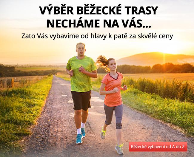 Výběr běžecké trasy necháme na Vás...