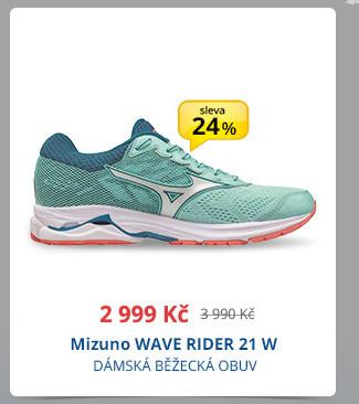 Mizuno WAVE RIDER 21 W