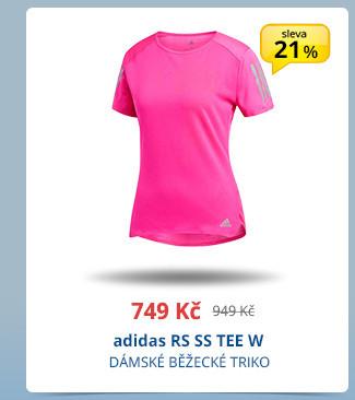 adidas RS SS TEE W
