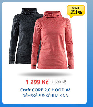 Craft CORE 2.0 HOOD W