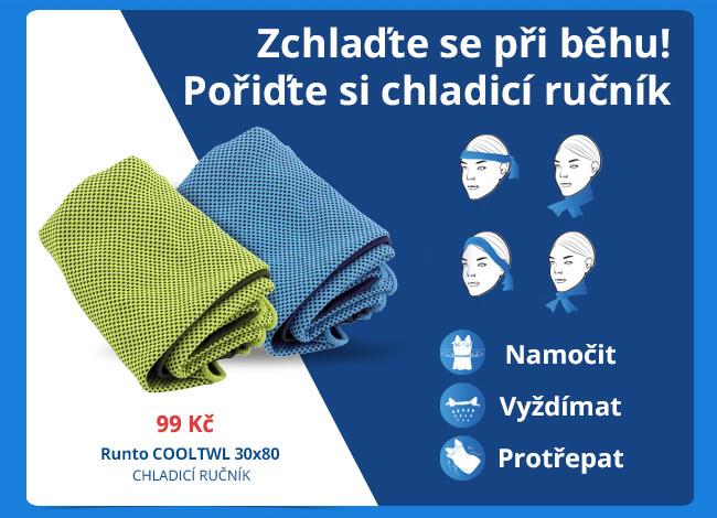 Runto COOLTWL 30x80 Chladicí ručník