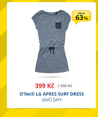 O'Neill LG APRES SURF DRESS