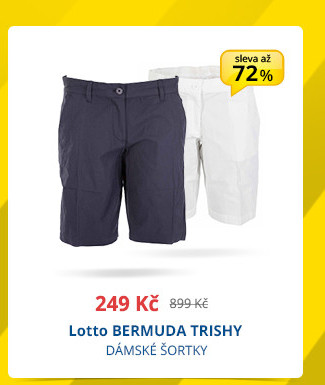 Lotto BERMUDA TRISHY