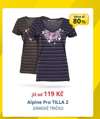 Alpine Pro TILLA 2