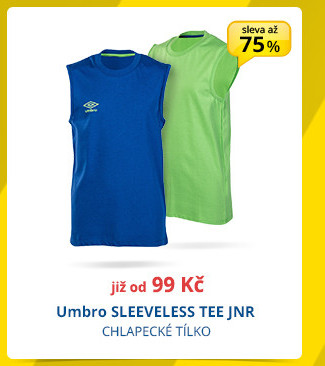 Umbro SLEEVELESS TEE JNR