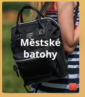 Mětské batohy