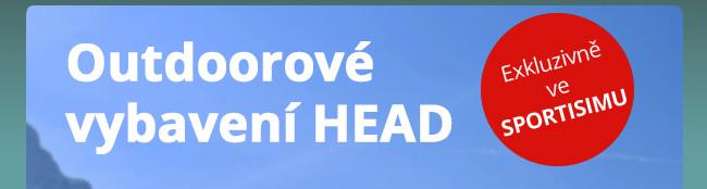 Outdoorové vybavení HEAD