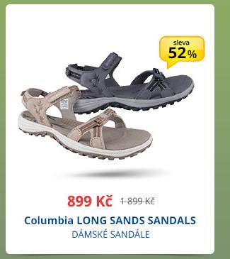 Columbia LONG SANDS SANDALS