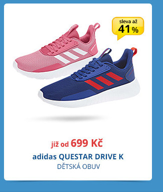 adidas QUESTAR DRIVE K